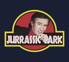 "Alan Partridge ""JURASSIC PARK"" Kids Tee"