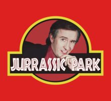 "Alan Partridge ""JURASSIC PARK"" One Piece - Long Sleeve"