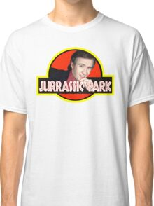 "Alan Partridge ""JURASSIC PARK"" Classic T-Shirt"