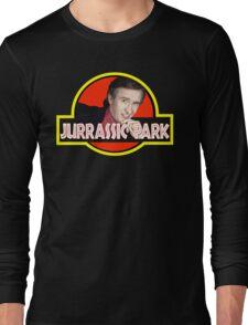 "Alan Partridge ""JURASSIC PARK"" Long Sleeve T-Shirt"