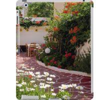 Greek Garden iPad Case/Skin
