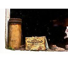 Old Window Photographic Print