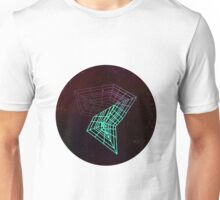 Geometry and Colors XIV Unisex T-Shirt