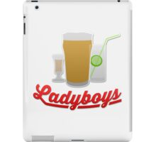 Alan Partridge - Ladyboys iPad Case/Skin