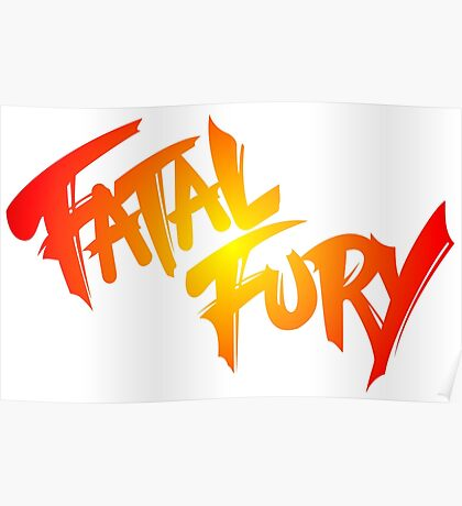 FATAL FURY Poster
