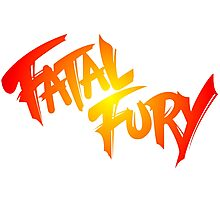 FATAL FURY Photographic Print