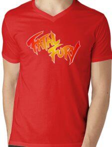 FATAL FURY Mens V-Neck T-Shirt