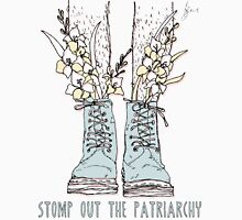 STOMP OUT THE PATRIARCHY T-Shirt