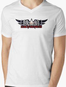 GAROU MARK OF THE WOLVES Mens V-Neck T-Shirt
