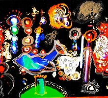 Birdland 2.1 by Phoebe Tree