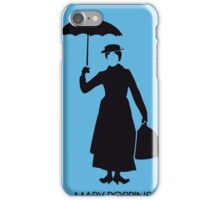 Where are U going,Mary? iPhone Case/Skin