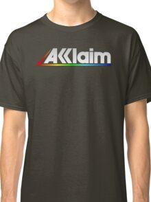 Acclaim Old School Video Game Logo Classic T-Shirt