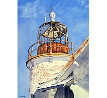 Old Crookhaven Heads Lighthouse, NSW, Australia Photographic Print