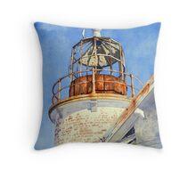 Old Crookhaven Heads Lighthouse, NSW, Australia Throw Pillow