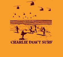 Apocalypse Now Charlie don't surf T-Shirt T-Shirt