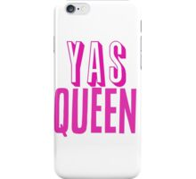 Yas Queen Hot Pink iPhone Case/Skin