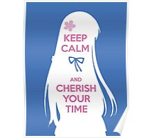 Keep Calm - Menma Edition Poster