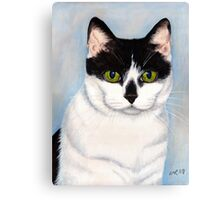 Cleo the Cat Canvas Print