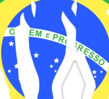 Brasileiras Sticker