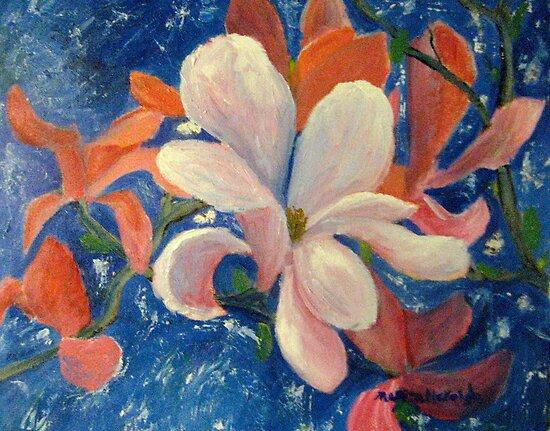 Magnolia  by Marita McVeigh