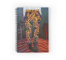 Paisley Pant Spiral Notebook