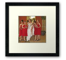 Beauty Speaks Framed Print