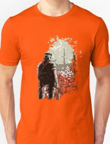 Big Boss (warm colours) T-Shirt