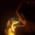 Salamander kisses by ChelseaRose