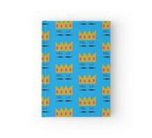 Hello King Hardcover Journal