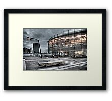 Docklands, Melbourne Framed Print