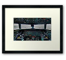 Engineer's View Framed Print