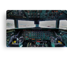 Engineer's View Canvas Print