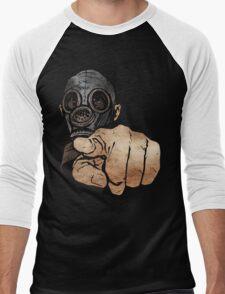 Hey You! Men's Baseball ¾ T-Shirt