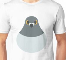 Pigeon Blob Unisex T-Shirt
