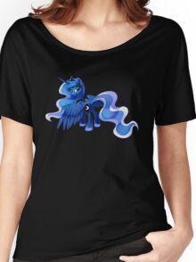 Princess Luna Women's Relaxed Fit T-Shirt