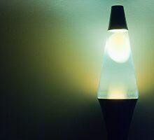 Lava Lamp by Sheil Naik