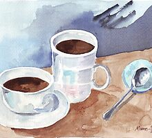 A cup or a mug? by Maree  Clarkson
