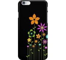 Abstract Cuteness  iPhone Case/Skin