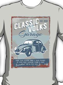 Classic Volks T-shirt T-Shirt