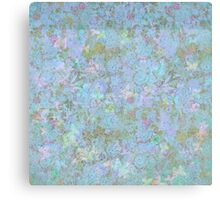 Pastel Butterly Canvas Print
