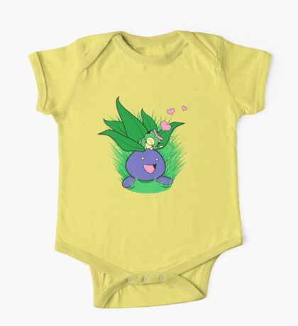 An Oddish Romance One Piece - Short Sleeve