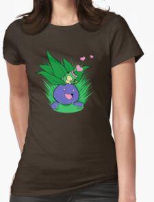 An Oddish Romance Womens Fitted T-Shirt