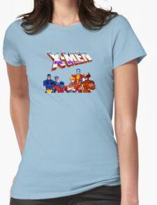 MUTANT ARCADE II Womens Fitted T-Shirt