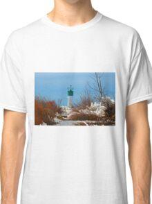 November lighthouse Classic T-Shirt