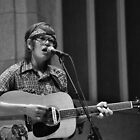 Brett Dennen in Hope College by Sandra Guzman