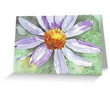 I'm a pretty little thing! Greeting Card