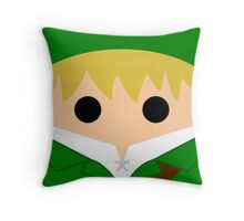 Link Throw Pillow