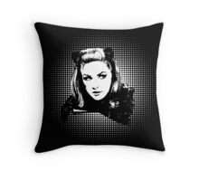 the Catwoman Throw Pillow
