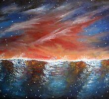Tidal dreams by Yorkspalette
