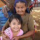 Me and Grandma by mooksool